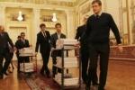 Депутаты утвердили бюджет Петербурга с дефицитом 25 млрд
