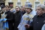 В Петербурге прошел крестный ход в день Казанской иконы Божией Матери
