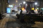 Снегопад в Петербурге: стихия продолжает свирепствовать