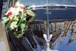 В Москве свадебный кортеж открыл стрельбу в воздух