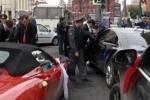 В Москве арестованы участники стрельбы на свадьбе