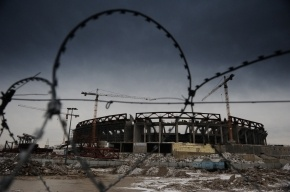 Смольный уволил чиновника, назвавшего реальную цену стадиона на Крестовском