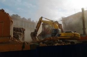В Северной столице выберут лучших разрушителей Петербурга