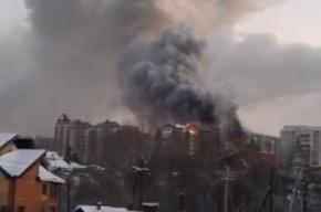 В девятиэтажном доме в Томске произошел взрыв