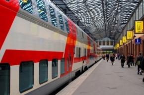 Регулярный поезд Петербург – Иматра начнет ходить только в 2015 году