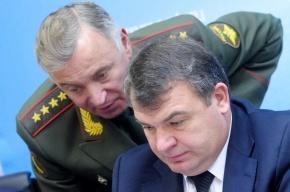 «Правая рука» Анатолия Сердюкова уходит из Минобороны