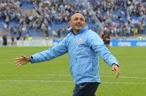 Спаллетти пояснил, почему Денисов не стал капитаном «Зенита»