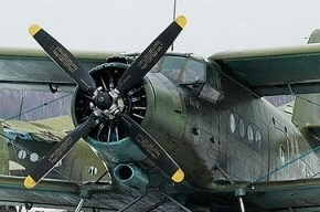 Самолет совершил жесткую посадку и загорелся, есть пострадавшие