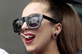 Для концерта в Петербурге Леди Гага требует брокколи и сверхдлинные зубочистки