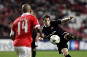 Спартак – Бенфика в Лиге чемпионов: голы, результаты, лучшие моменты
