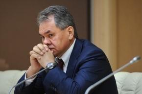 Сердюков передал Сергею Шойгу ядерный чемоданчик министра обороны РФ