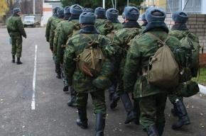 В Московском районе призывника по очереди избивали полицейские и военные