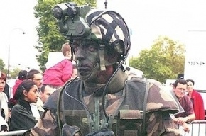 Россия купит у французов экипировку «солдата будущего»