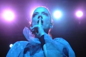 Garbage 9 ноября отыграют концерт в СПб в клубе A2