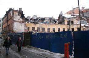 Снос дома Рогова в Петербурге останется безнаказанным