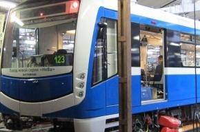 «Вагонмаш» опаздывает с ультрасовременными вагонами для петербургского метро