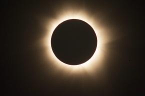 В Южном полушарии увидели полное солнечное затмение