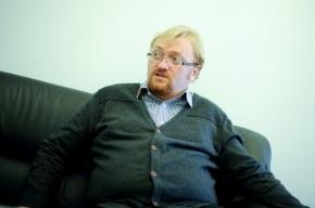 Виталий Милонов заявил, что готов мести церковный двор