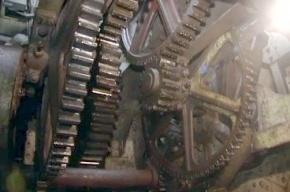 Разводной механизм Дворцового моста станет экспонатом будущего Музея науки и техники