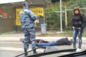 Недовольные водители открыли стрельбу в пробке в центре Сочи