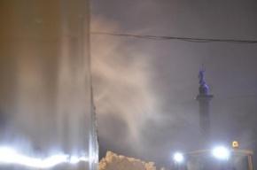 В конце недели в Петербург и Ленобласть придет шторм с метелью