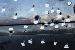 На набережной Робеспьера неизвестный водитель обстрелял внедорожник