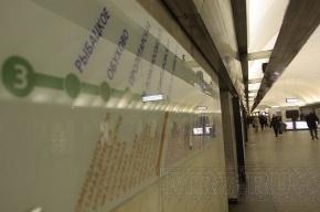 Станция «Гостиный двор» закрыта, ищут бомбу