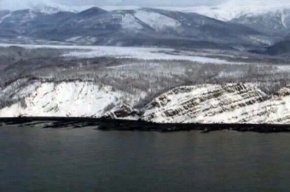 В районе затопления сухогруза «Амурская» нашли плот