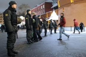 Центр Москвы оцеплен: полиция ждет волнений из-за приговора Мирзаеву