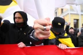 На «Русский марш» в Москве пришло около 6 тысяч человек