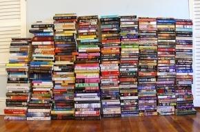 Книжный free маркет пройдет в Петербурге 17 ноября