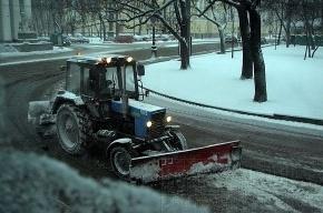 В Петербург идет зима: не за горами -6