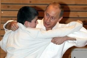 Позвоночник Владимира Путина подвергли цензуре