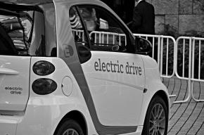 В России появятся такси-электромобили