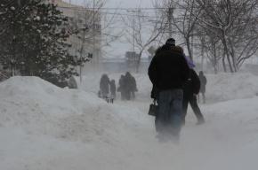 Непогода придет в Петербург и Ленобласть к середине недели