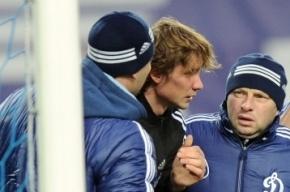 «Зенит» настаивает на доигровке матча с «Динамо»