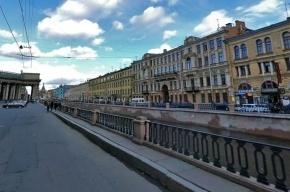 300 метров набережной канала Грибоедова отремонтируют за полмиллиарда