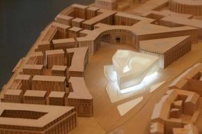 Дворец танцев на «Набережной Европы» все же построят