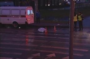 Водитель, насмерть сбивший беременную, задержан – он пьян