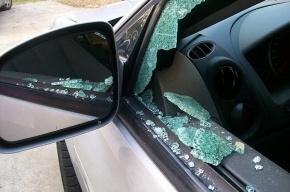 Под Петербургом напали на водителя, перевозившего 1,5 млн рублей