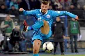 Денисов извинился и вернулся в основной состав «Зенита»