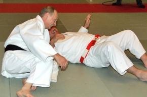 Лукашенко рассказал, как Путин повредил позвоночник
