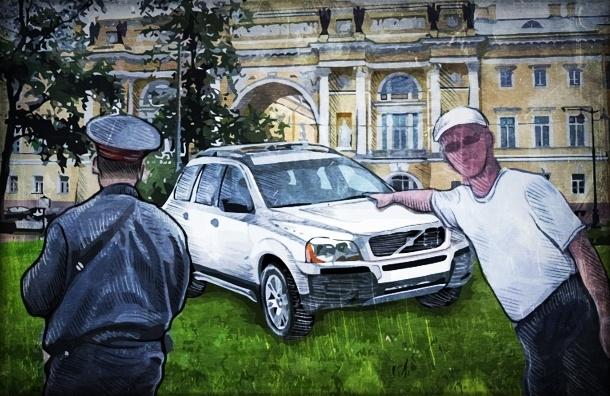 Истории о том, как пешеходы наказывают автомобилистов-нарушителей
