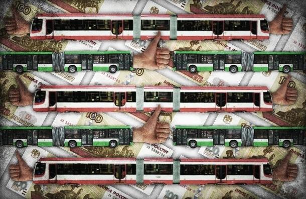 Общественный транспорт будущего в Петербурге: длинный и недешевый
