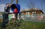 Фоторепортаж: «Таксофоны в деревнях»