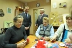 Дмитрий Медведев в Петербурге, 18 декабря 2012: Фоторепортаж