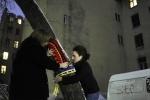 Уличное вязание: Фоторепортаж