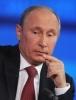 Фоторепортаж: «Пресс-конференция Путина 20 декабря 2012. Лучшие кадры»