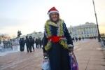 Фоторепортаж: «Дед Мороз в Петербурге»