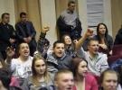 Фоторепортаж: «Студенты РГТЭУ объявили забастовку»